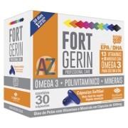 Fort Gerin Polivitamínico de A-Z - 30 Cápsulas