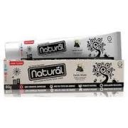 Gel Dental Natural com Carvão Ativado 80g - Orgânico Natural