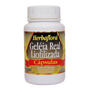 Geleia Real Liofilizada - 45 caps - 150mg