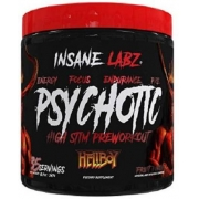 HELLBOY PSYCHOTIC PRE WORKOUT FRUIT PUNCH FLAVOUR STRONGEST PRE WORKOUT  (247 g)