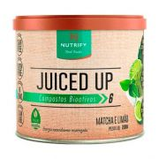 Juiced Up Matchá Limão 200g - Nutrify