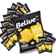 BELIVE Kit Snack Queijo 35g - 6 unidades de 35g