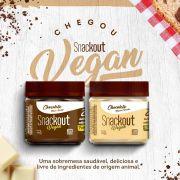 KIT Sobremesa Vegan - Snackout - 2 unidades de 180g