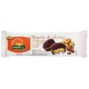 Kodilar Biscoito de Arroz Recheado com Pasta de Amendoim Sem Glúten  40g