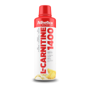 L- CARNITINA 1400 (480ML) - ATLHETICA NUTRITION