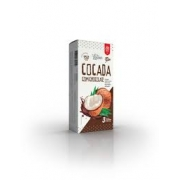 LATAM COCADA COM CHOCOLATE ZERO AÇÚCAR - 03 UNI. DE 25G