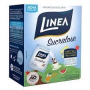 Linea Adoçante Dietético em Pó Sucralose 50 Envelopes de 800mg