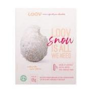 LOOV SNOW MEIO OVO DE PÁSCOA 125G