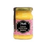 Manteiga Ghee com Sal Rosa do Himalaia  - 150g