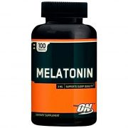 Melatonina 3mg (100tbs) Optimum Nutrition
