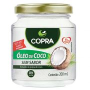 Copra Óleo de Coco Sem Sabor 200ml