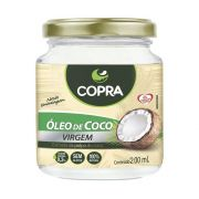 Óleo de Coco Virgem Copra - 200 Ml