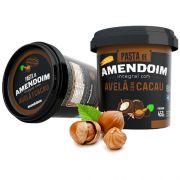 Pasta de Amendoim Integral com Avelã e Cacau Mandubim - 450G