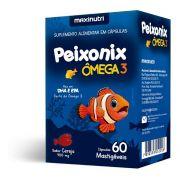 PEIXONIX OMEGA 3 - 60 CAPSULAS
