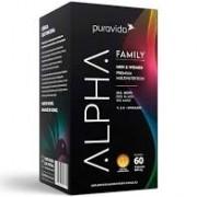 PURA VIDA Alpha Family (60 Cápsulas)