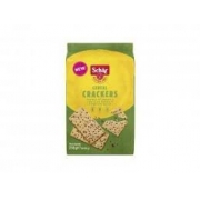 Schar Crackers CEREAL  Sem Glúten 210gr