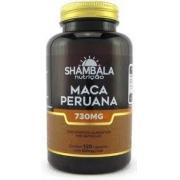 Shambala  Maca Peruana 730mg 120 Cápsulas