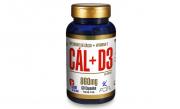 Sup. Cálcio + Vitamina D - 60 cap
