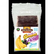 Tablete de Banana c/ Açaí Zero 150g Dacolonia