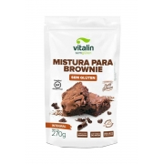 Vitalin Mistura Para Brownie Integral 270G