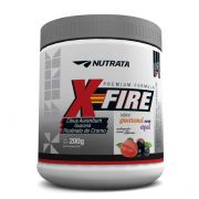 X-Fire Guaraná - 200g