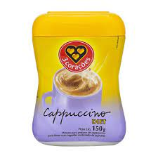 3 CORACOES CAPPUCCINO DIET 150G