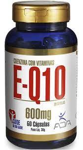 ADA E-Q10 600MG -60 CAPS