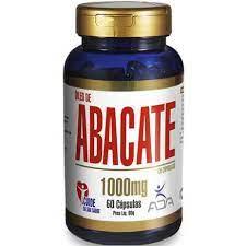 ADA Óleo de Abacate 60 Cápsulas 1000G