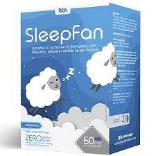 ADA Sleepfan 60 Cápsulas 1450mg
