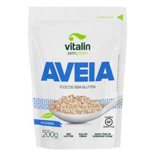 VITALIN AVEIA FLOCOS INTEGRAL  200G
