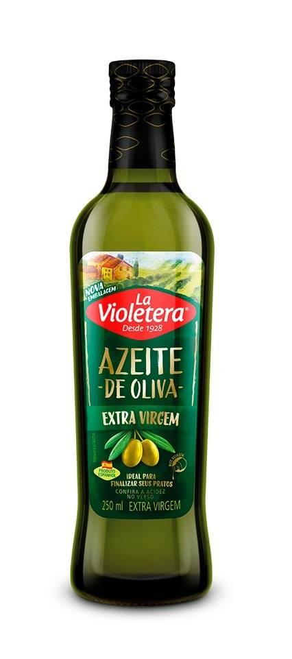 Azeite de Oliva Acidez Máxima 0,4% 250ml