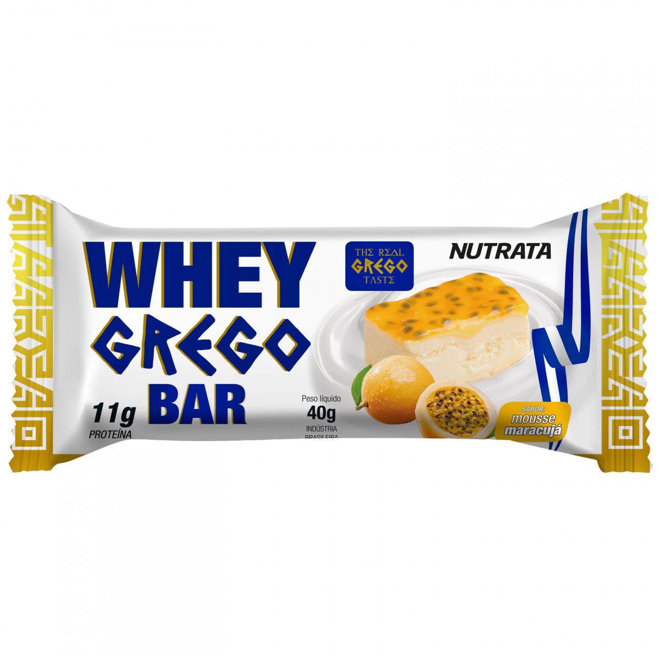Barra Whey Grego Bar - 11g