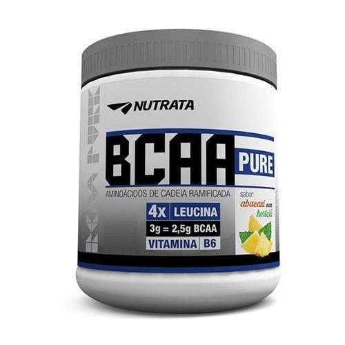 NUTRATA BCAA Pure Abacaxi c/ Hortelã - 150g