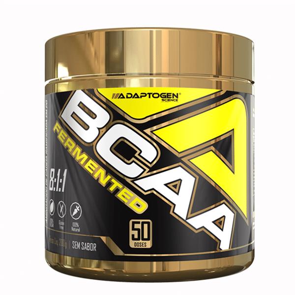 BCAA Sem Sabor 300g - Adaptogen