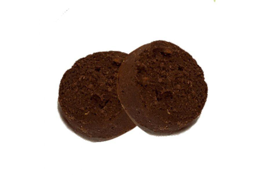 Biscoito de Cacau com castanha de caju s/ glúten s/ lactose 100g