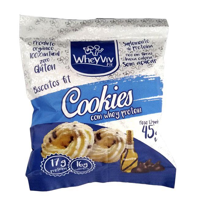 Biscoito Fit WheyViv - 35g