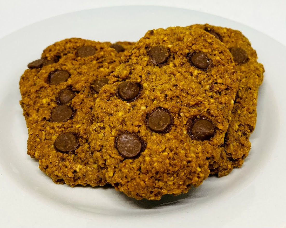 Low Carb Biscoito Gotas de Chocolate - 100g