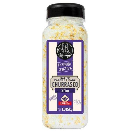 BR SPICES Sal de Parrilla para Churrasco com Alho 1,015KG
