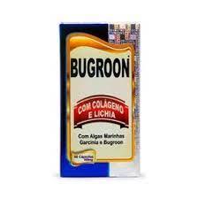 Bugroon Capsulas 60 Caps. 500mg.