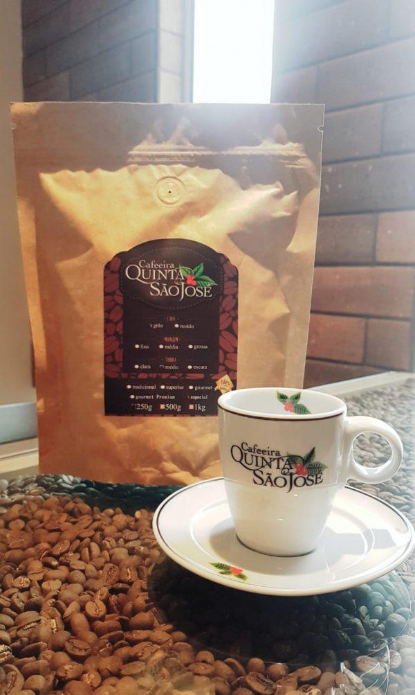 CAFÉ EM GRÃOS TRADIONAL 250g/500g