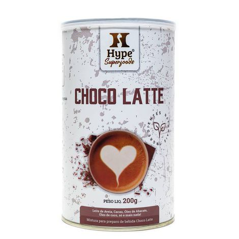 Choco Latte Fit Hype 200g Organ