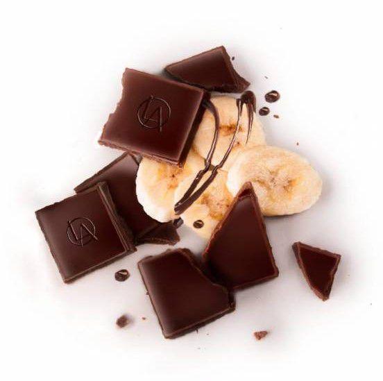 Chocolate 70% Cacau com Banana - 85g - Le Antoní