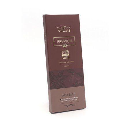 Chocolate ao Leite NUGALI