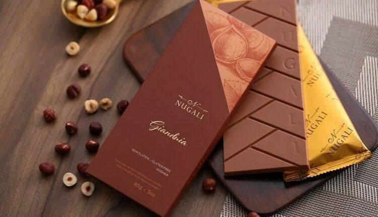 Chocolate Gianduia Nugali - 85g