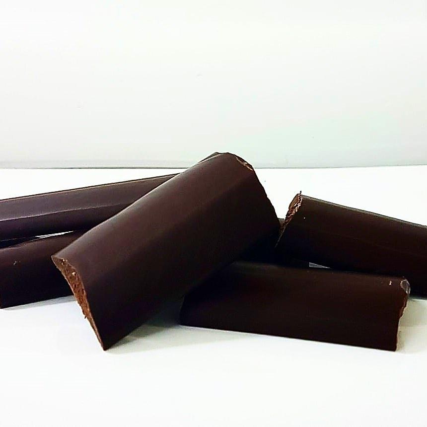 Chocolate lascas zero açúcar 100g