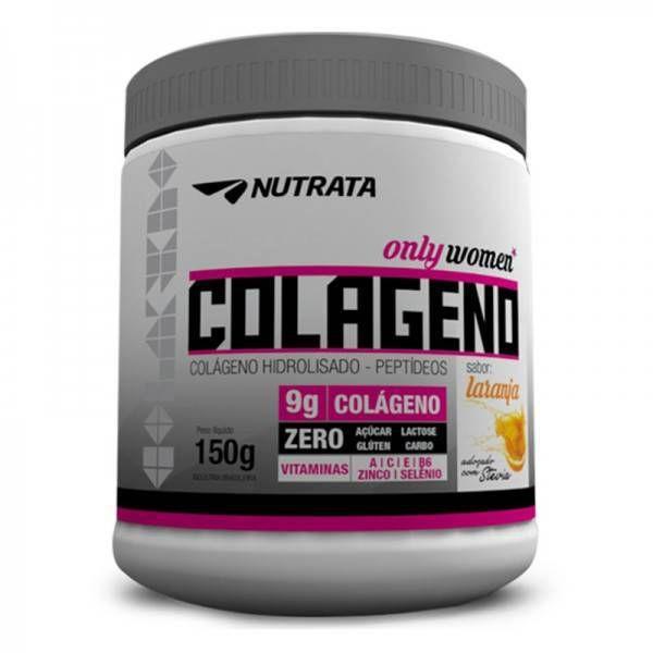 Colágeno laranja NUTRATA - 150g