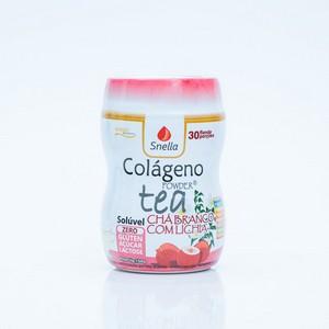 snella COLÁGENO VERISOL® POWDER TEA CHÁ BRANCO COM LICHIA 150G