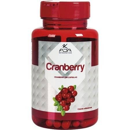 ADA Cranberry 60 Cápsulas - 450mg