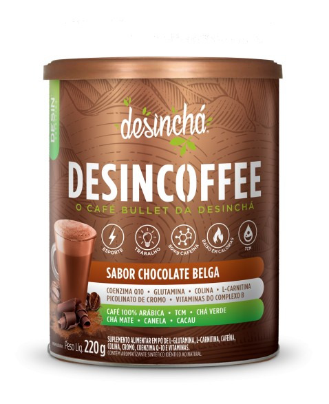 Desincoffee - Café Desincha 220g