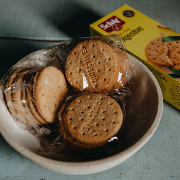 Digestive – Biscoitos com Fibras – Schar 150g